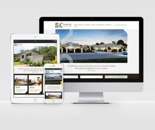 SK Drafting Website