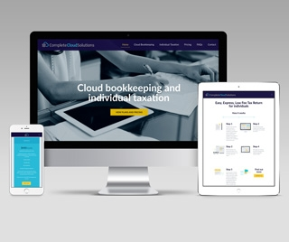 Complete Cloud Solutions website