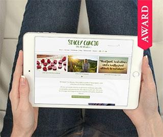 Cultivating Wellness Website