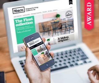 HB&Co. website